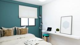 Visualización 3D - Reforma Córdoba - Dormitorio 3