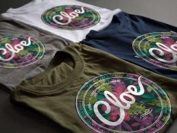 MERCHANDISING - CLOE Camisetas
