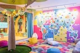 bee KIDS CLUB. Proyecto de interiorismo en Estepona